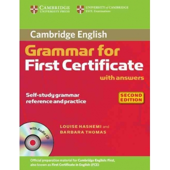 Grammar for First Certificate with Answers (+ Audio CD) 2n ed