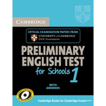 Cambridge PET for Schools 1 Student's Book with Answers
