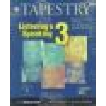 Tapestry listening & speaking 3 (libro y cassette)