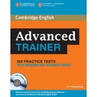 Advanced Trainer with answers and Audio Cds (3)