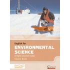 English for Environmental Science in Higher Education Studies (Course Book)