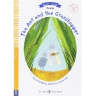 Young ELI Readers - The Ant and the Grasshopper + Multi-ROM - Stage 1 - below A1 Starters