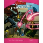Marvel Avengers - Freaky Thor Day - Pearson English Kids Readers: Level 2