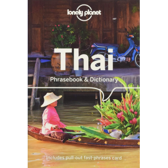 Lonely Planet Thai Phrasebook & Dictionary [Idioma Inglés]