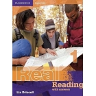 Real Reading 1 with answers. Nivel A2 Elementary