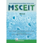 MSCEIT. Test de inteligencia emocional, Mayer-Salovey-Caruso