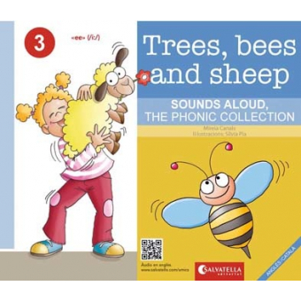 Trees, bees and sheep - Anglès/català - The Phonic Collection