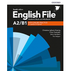 English File 4th edition - Pre-Intermediate - Student's Book + Workbook with Key Pack