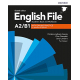 English File 4th edition - A2/B1 - Pre-Intermediate - Student's Book + Workbook with Key Pack