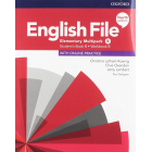 English File 4th edition - Elementary - Student's Book + Workbook MULTIPACK B