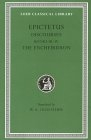 Discourses. Books  III - IV. Fragments. The Encheiridion. Vol . II. 8Trad de W. A. Oldfather)