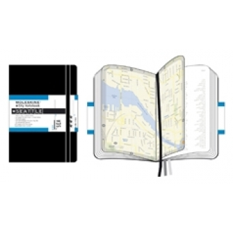 Moleskine* SEATTLE City Notebook