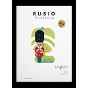 Rubio. The Art of learning. English 7 Years Beginners