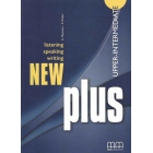 New Plus Upper-intermediate (listening-speaking-writing)