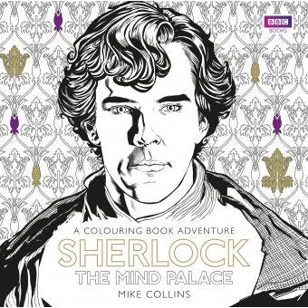 Sherlock: The Mind Palace: The Official Colouring Book
