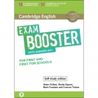 Cambridge English Exam Booster with Answer Key for First and First for Schoo