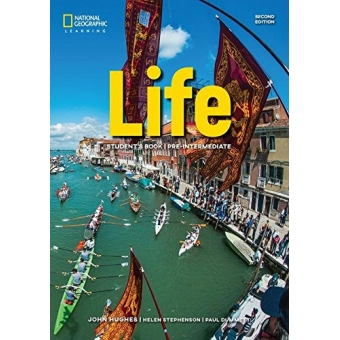 Life - Pre-Intermediate - 2nd Edition - Student's Book with App Code