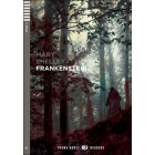 Young Adult ELI Readers - Frankenstein + CD - Stage 4 - B2 - Upper-Intermediate/First
