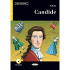 Candide. Livello B1. Con app. Con CD-Audio