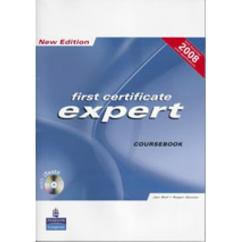 Expert New edition FCE  coursebook with i Test CD-Rom