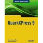 QuarkXpress 9. Manual imprescindible