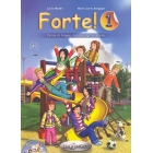 Forte! 1. Libro dello studente ed esercizi (+ CD audio + CD-Rom) A1