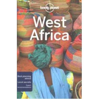 West Africa. Lonely Planet (inglés)