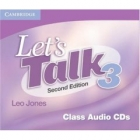 Let's Talk 3 Class Audio Cd's