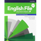 English File 4th edition - Intermediate - Student's Book + Workbook MULTIPACK A