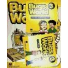 Bugs World 3. Activity Book + Stories and Songs CD + CD-ROM