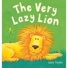 The Very Lazy Lion (Storybook and cuddly toy)