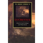 The Cambridge companion to Lucretius