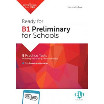 Ready for B1 Preliminary for Schools (2020 Format)