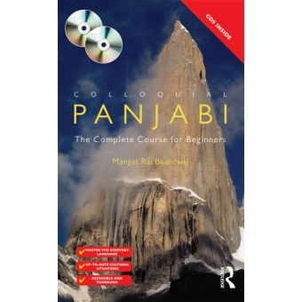 Colloquial Panjabi: The Complete Course for Beginners (Libro + CDs)