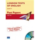 London Tests of English Level 1 Student's Book with CD-ROM)