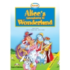 Alice's Adventures in Wonderland Level 1 (A1) Teacher's Edition + Audio CD's