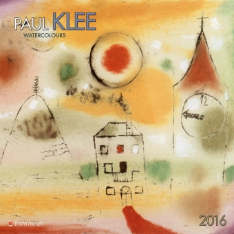 Klee - Watercolours 2016