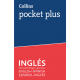 Diccionario Pocket Plus Inglés (Pocket Plus). Diccionario bilingüe y gramática Español-Inglés | English-Spanish