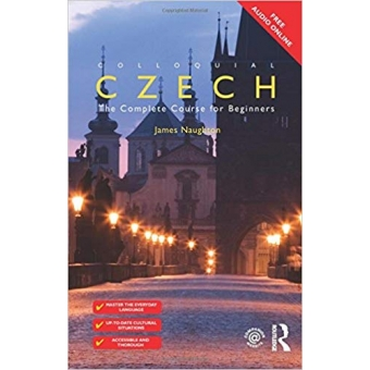 Colloquial Czech: The Complete Course for Beginners (download free in MP3)