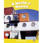 A World of Homes. Penguin Kids CLIL Level 6