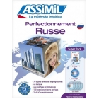 Russe Perfectionnement Super Pack (Livre + 4 CD Audio + 1 CD MP3) (C1)