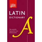 Collins Latin Dictionary Gem Edition