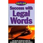 Success with legal words
