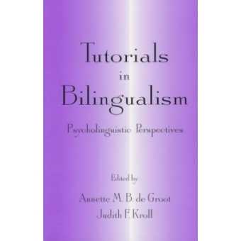 psycholinguistics and bilingualism The psychology of language and bilingualism one of the most dynamic areas of bilingualism research involves the psycholinguistic study of both adults and children.