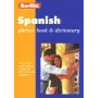 Spanish phrase book & dictionary.