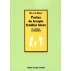 Pautas de terapia familiar breve