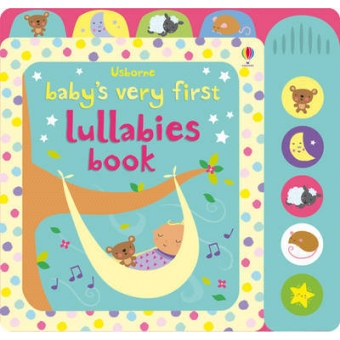 Baby's Very First Lullabies Book (Baby's Very First Books)