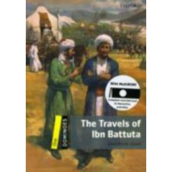 The Travels of Ibn Battuta. Dominoes 1. Multipack (Book + CD-ROM / DVD-ROM)