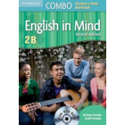 English in Mind Level 2 Combo B with DVD-ROM 2nd Edition