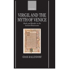 Virgil and the myth of Venice: books and readers in the italian Renaissance